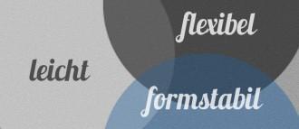 Warum GFK - leicht, flexibel, formstabil