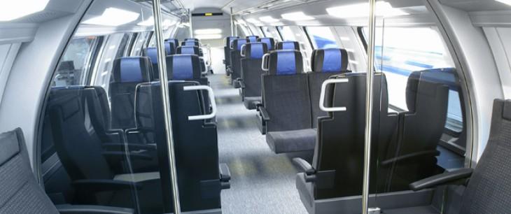 S-Bahn Zürich - Innenverkleidungen