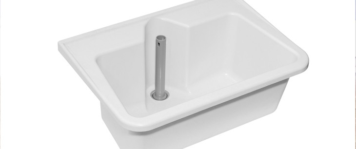 "Waschtrog ""WEGA"": 70x50x30 cm"