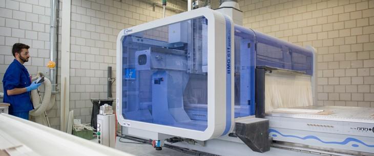 Compotech - CNC Bearbeitung