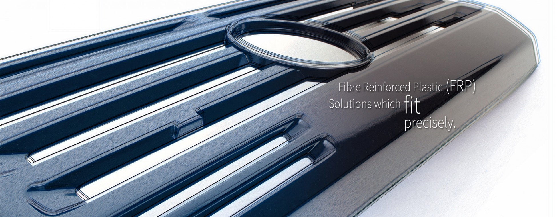 Compotech - Fibre Reinforced Plastic (FRP): Solutions which fit precisely.