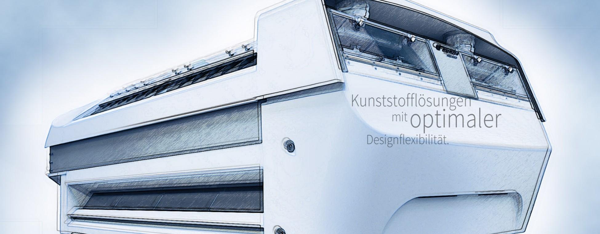 Compotech - Kunststofflösungen mit optimaler Designflexibilität.